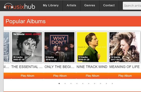 musixhub unblocked music site