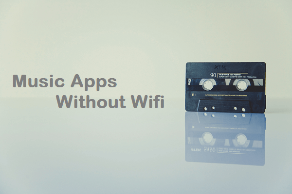 free music apps without wifi in 2018