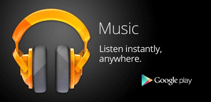 google play music app