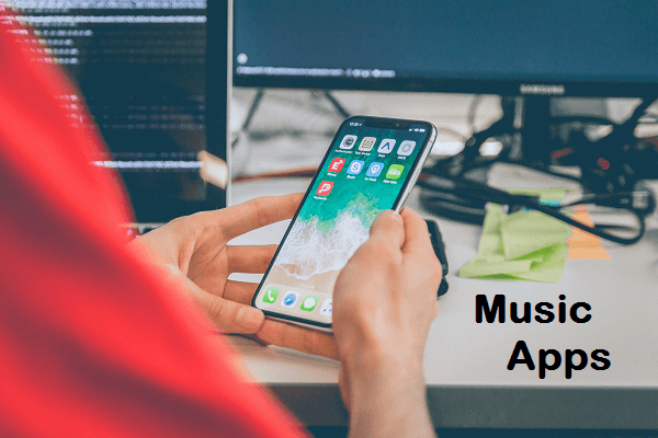 free no wifi music apps
