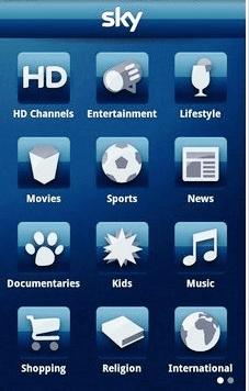 skyhd app