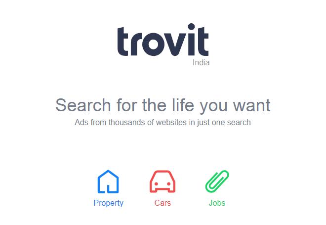 trovit sites like craigslist