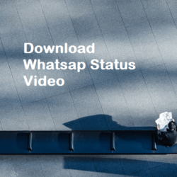 downlaod whatsapp status video