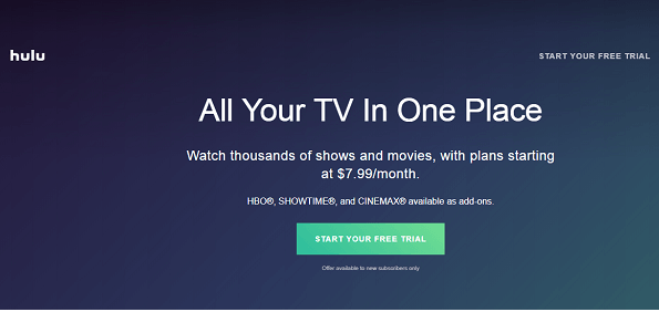 hulu sites like rainierland