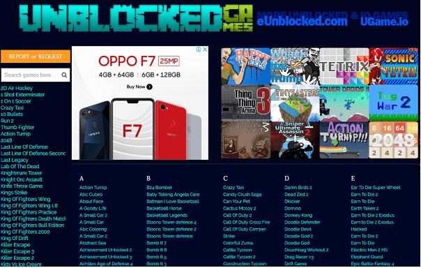 iunblock games unblocked