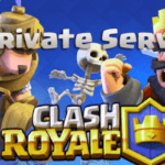 download clash royale private server
