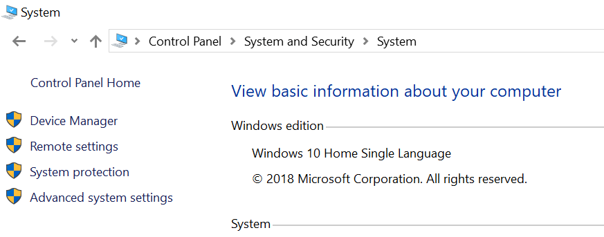 system-and-security