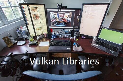 what is vulkan runtime libraries