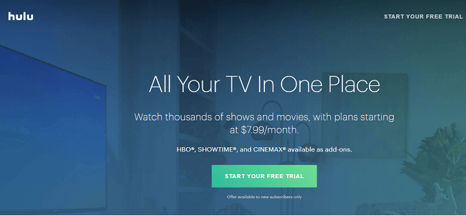 hulu sites like couchtuner