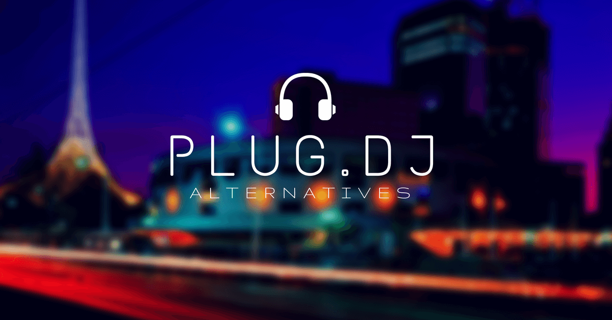 plug.dj alternatives