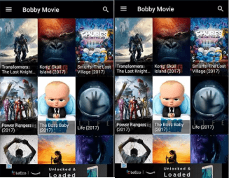 bobby movie app