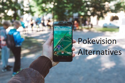 pokevision alternative featured