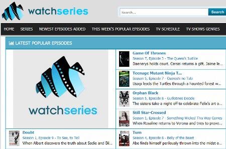 watchseries hd online