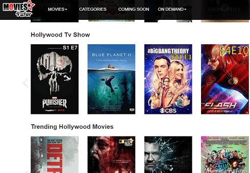 movie4star in movie sites