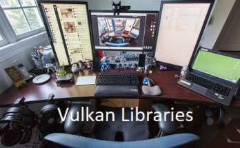 what is vulkan runtime libraries