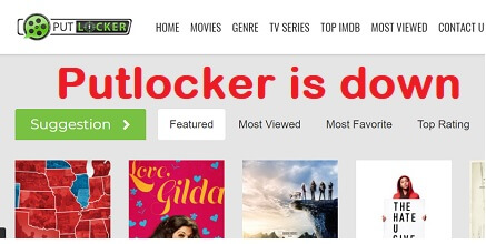putlocker down