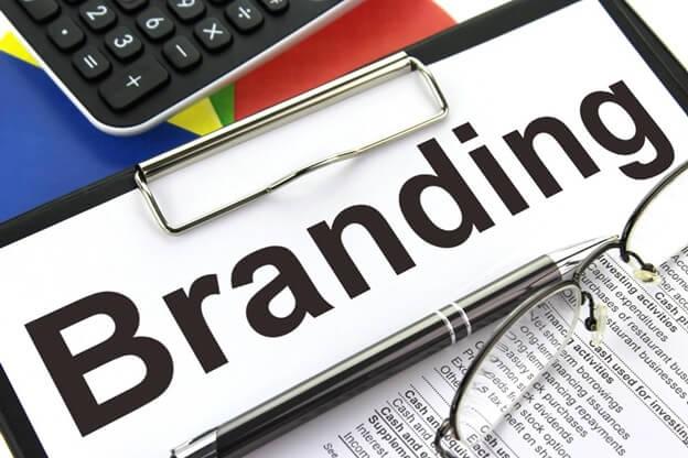 online business branding
