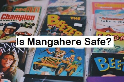 is mangahere safe