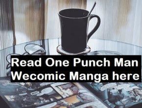 read one punch man webcomic