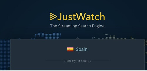 justwatch tv streaming place