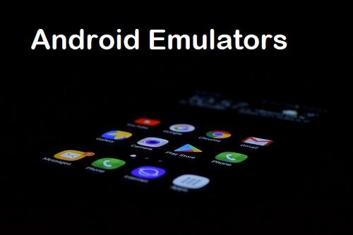 android-emulators