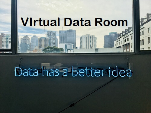 virtual-data-room-organization