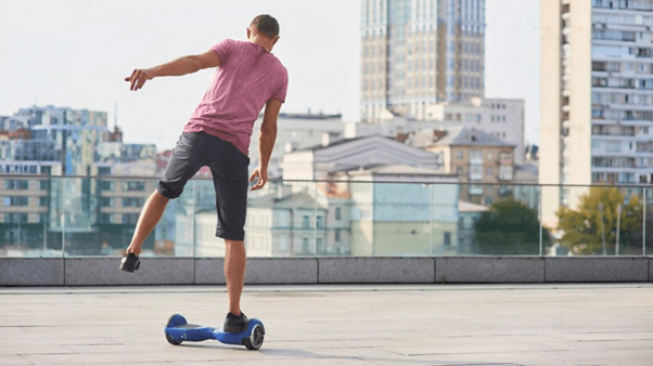 an enhanced riding experience with your Hoverboard