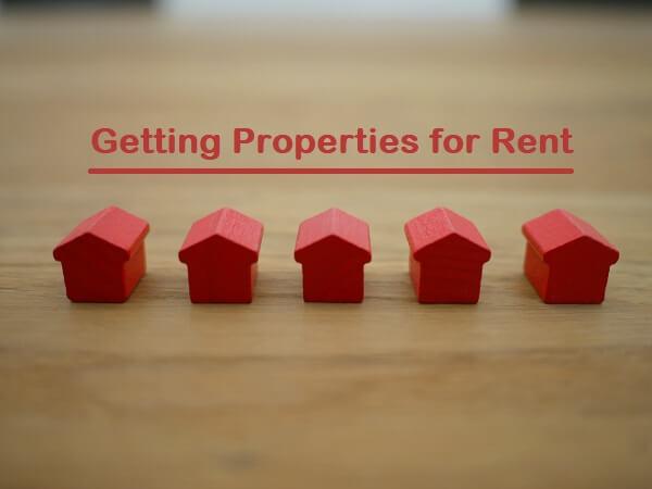 Properties for Rent